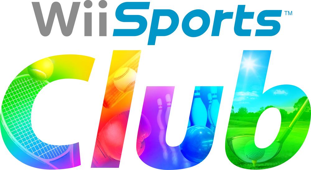 Wii Sports Club logo