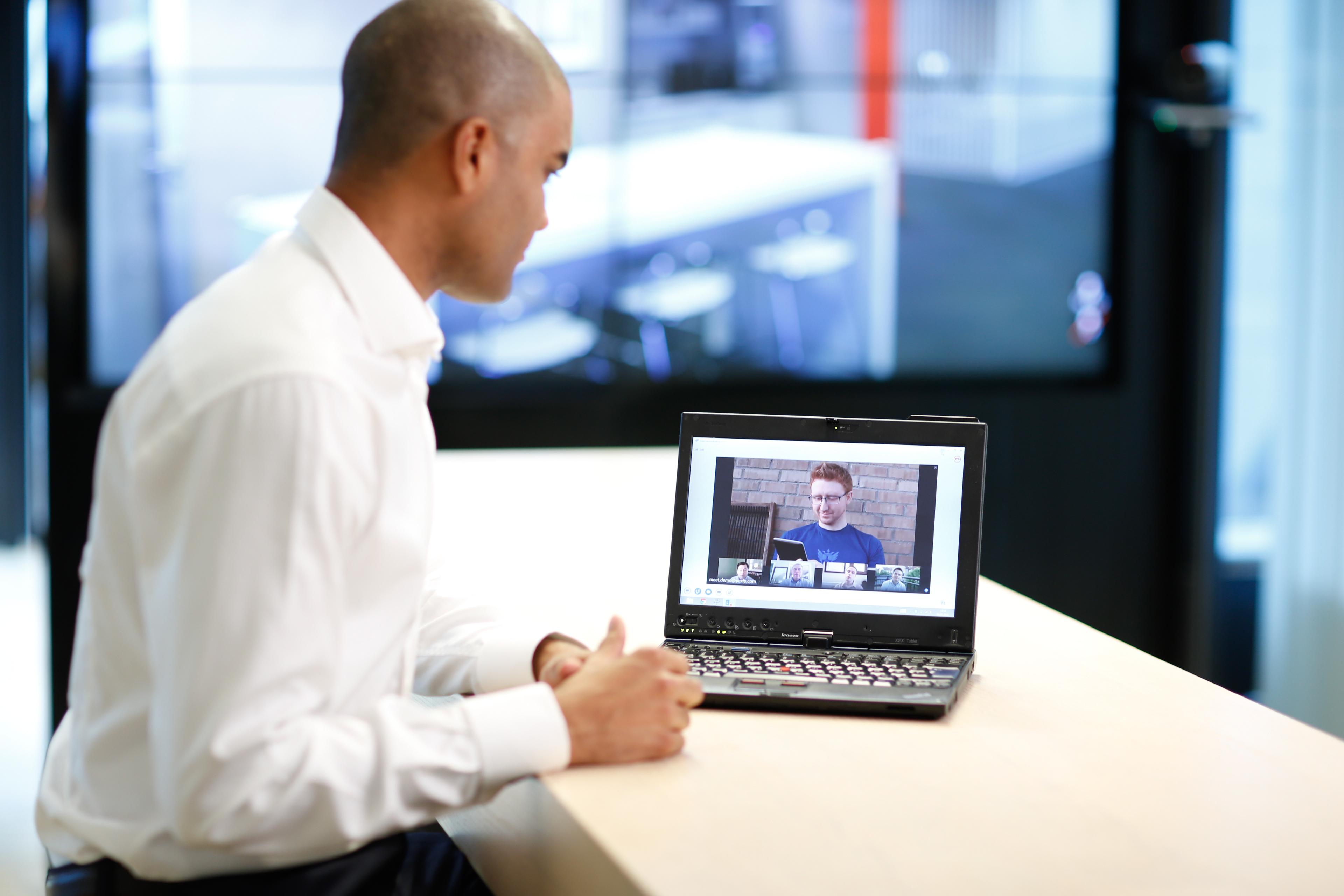 Lync online meeting