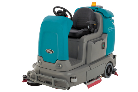 Tennant Company T12 Compact Rider Scrubber (Photo: Tennant Company)