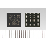 Toshiba: The industry's first interface bridge IC converting 4K ultra HD video stream from HDMI(R) to MIPI(R) CSI-2 (Photo: Business Wire)