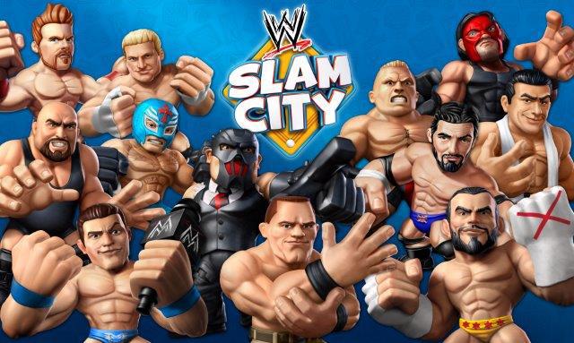 WWE Slam City(TM)