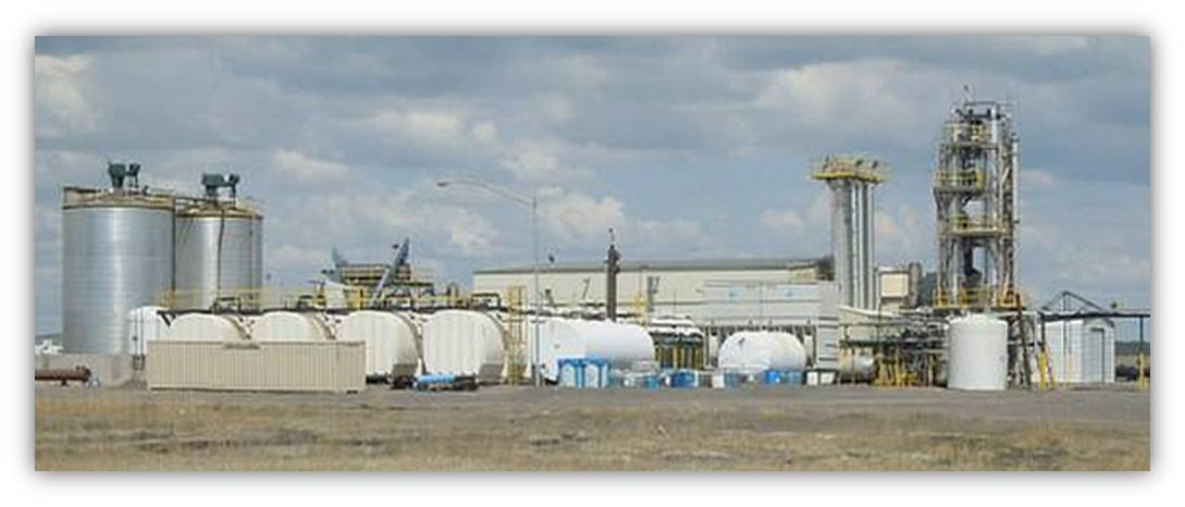 Cellulosic Ethanol Demonstration Plant (Graphic: Business Wire)
