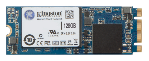 Kingston Digital's M.2 SSD will be used in ASUS' latest Ultrabook PCs. (Photo: Business Wire)