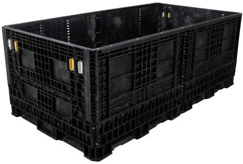 "DuraGreen 90"" long container with two doors. (Photo: Business Wire)"