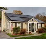A RevoluSun solar-powered home in Massachusetts. (Photo: Business Wire)