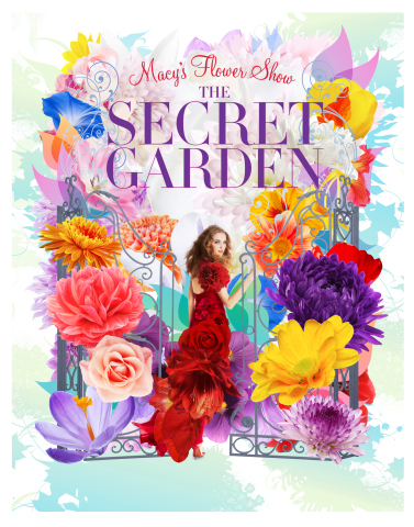 The Secret Garden opens on Sunday, March 23 in New York City, Philadelphia, Chicago, Minneapolis and San Francisco (Graphic: Business Wire)