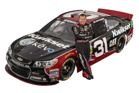 Kwikset will be the primary sponsor and paint scheme for Ryan Newman's car during the NASCAR Sprint  ...