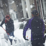 "Frederick W. Smith, chairman, president and chief executive officer of FedEx Corp., said he was ""very proud of the FedEx team"" for delivering outstanding service to customers during the company's third quarter despite severe weather. (Photo: Business Wire)"