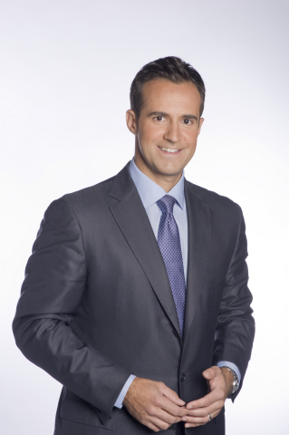 The Publicity Club of New England today announced that WBZ-TV Morning News Anchor David Wade will host the 46th Annual Bell Ringer Awards Ceremony on Monday, June 9, 2014 at the Revere Hotel Boston. (Photo: Business Wire)