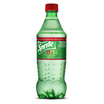 Limited-edition Sprite® 6 Mix by LeBron James 20-ounce bottle available in convenience retail and value stores. (Photo: Business Wire)