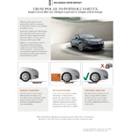 From Polar to Pothole Vortex; Elegant Lincoln MKZ uses intelligent suspension to mitigate pothole damage