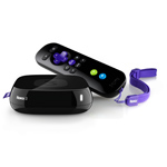 Roku 3 streaming player (Photo: Business Wire)