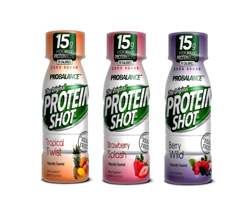 The Original Protein Shot--Protein 15 from Pro Balance, Inc. (Photo: Business Wire)