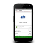 It Pays to Pay With Your Phone. ION Rewards, accepted at more than 25,000 retail and restaurant locations, now features Google Wallet Instant Buy. (Photo: Business Wire)