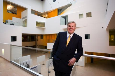 International Data Group (IDG) Founder and Chairman Patrick J. McGovern Dies at 76 (Photo: Jason Grow)