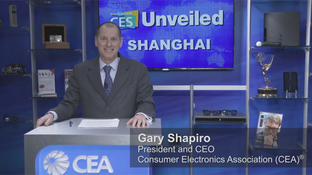CES Unveiled Shanghai