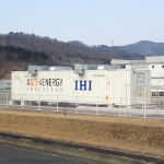 A123 Energy Solutions' 2.8MWh LD GSS will manage peak energy consumption at IHI Corporation's factory in Soma, Japan.  (Photo: Business Wire)