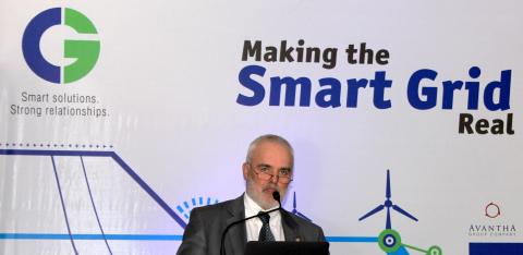 Mr. Laurent Demortier, CEO & Managing Director of CG (Photo: Business Wire)