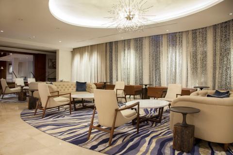 Iconic Morris Lapidus-designed InterContinental® San Juan completes $22.25 million renovation. (Photo: Business Wire)