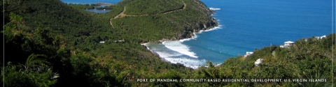 Port of Mandahl Site, US Virgin Islands (Photo: Business Wire)