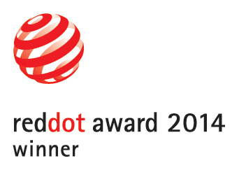 reddot award 2014 logo