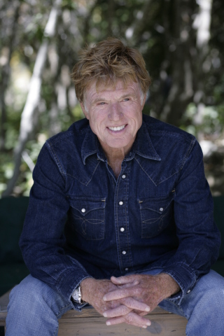 Robert Redford joins WOBI's World Business Forum speaker lineup. wobi.com/wbf-nyc (Photo: Business Wire)