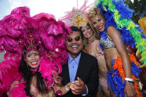 20th Century Fox and RIO 2 Put Samba Into the Record Books (Photo: Business Wire)