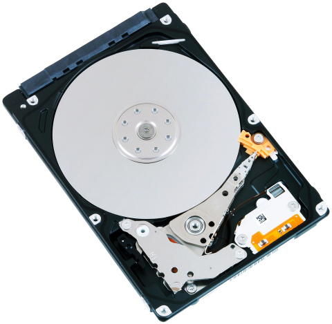 "Toshiba: Self-encrypting Thin-type HDD ""MQ01ABUxxxBW Series"" (Photo: Business Wire)"
