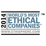 Shiseido Awarded World's Most Ethical Companies Designation Three Years in a Row (Graphic: Business Wire)