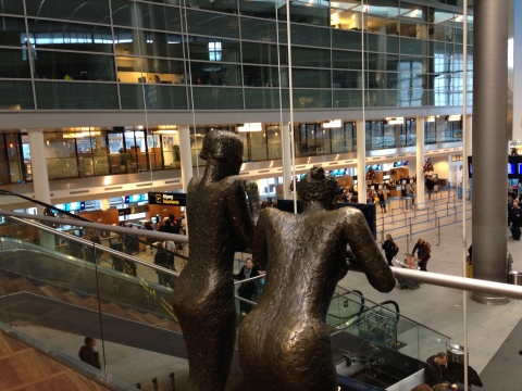 Copenhagen Airport, Kastrup (Photo: Business Wire)