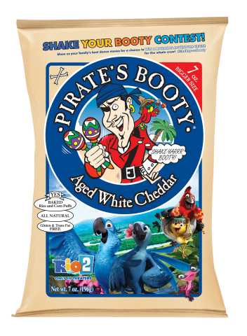 Pirate's Booty limited-edition Rio 2 7-ounce