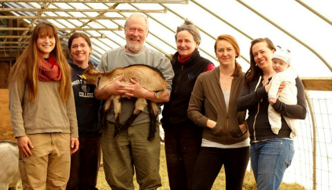 Vermont based Fat Toad Farm named the grand prize winner of the second-annual FedEx Small Business G ...