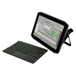 Motion R12 Tablet and Wireless Companion Keyboard (Photo: Business Wire)