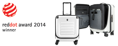 Spectra Dual-Access Global Carry-On (Graphic: Business Wire)