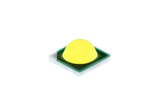 "Toshiba White LED: 3.5 x 3.5mm Lens Package 1W Type ""TL1L2 Series"" (Photo: Business Wire)"