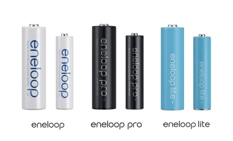 Panasonic new eneloop (Photo: Business Wire)