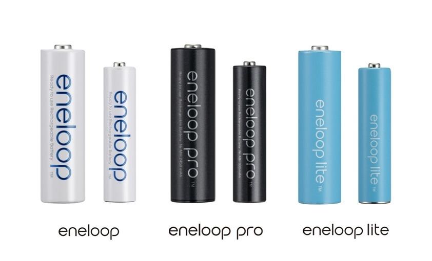 Panasonic new eneloop (Photo: Business Wire)