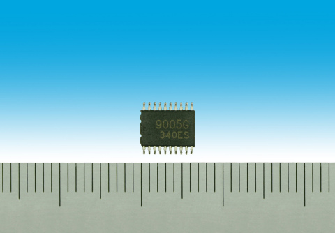 """Toshiba: """"TB9005FNG"""", a 5-volt constant voltage regulator for application in automotive systems (Pho ..."""
