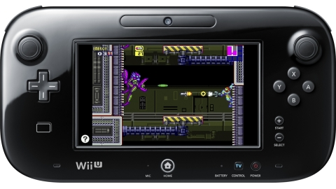 Metroid Fusion screenshot (Photo: Business Wire)