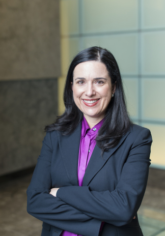 Lily Garcia, vice president of human resources at Strayer University, will discuss talent and leadership development at Hispanicize 2014. (Photo: Business Wire)
