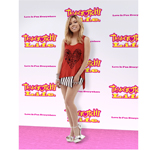Nickelodeon Star Jennette McCurdy was named Tamagotchi L.i.f.e. Brand Ambassador today, and to commemorate the occasion, Bandai Co., Ltd. and Sync Beatz Entertainment launched the new Tamagotchi L.i.f.e. Tap and Hatch app for fans in the U.S. and Canada. (Photo: Business Wire)