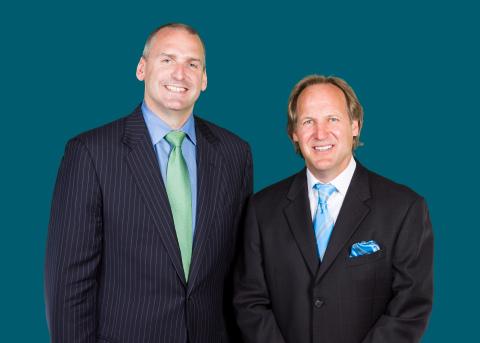 Left: Prodigal owner Bob Funk Jr.; Right: Oklahoma City businessman Tim McLaughlin (Photo: Business Wire)