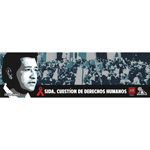 AHF's new 'AIDS is a Civil Rights Issue/ SIDA, Cuestíon de Derechos Humanos' billboard campaign features an image of Chavez and spotlights the disproportionate impact of HIV/AIDS on the Latino community. (Graphic: Business Wire)