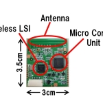 Prototype Module employing Developed Wireless Technologies (Photo: Business Wire)