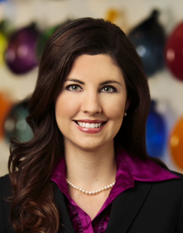 Christine Powers Leatherberry, associate attorney at Connatser Family Law in Dallas, is a 2014 Texas Rising Stars honoree. (Photo: Business Wire)