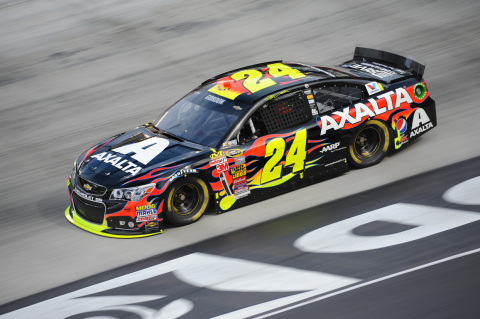 "Axalta No. 24 Chevrolet SS ""Brilliant Flames"" (Photo: Business Wire)"