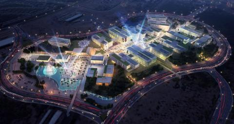 'Silicon Park' Project (Photo: Business Wire)