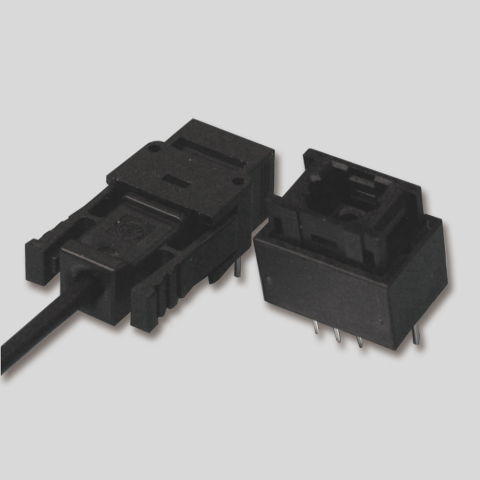 "Toshiba : ""TOSLINK (TM)"" Fiber Optical Transmission Modules (Photo: Business Wire)"