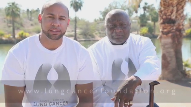 Hank Baskett III Named an Official Spokesperson for the Bonnie J. Addario Lung Cancer Foundation