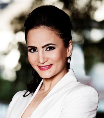 GENBAND Senior Vice President of Marketing Communications, Bita Milanian. (Photo: Business Wire)